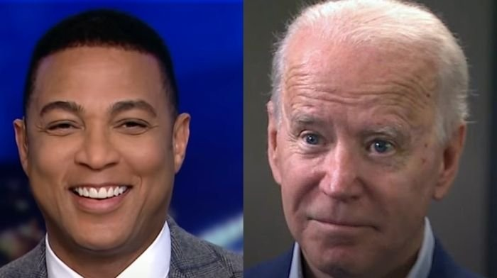 Biden Gushes Over CNN's Don Lemon – 'One Of The Most Informed Journalists In The Country'