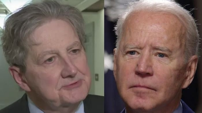GOP Sen. Kennedy Claims Biden Has 'Ph.D' In Lying – 'Not Telling The Truth' On Defunding The Police