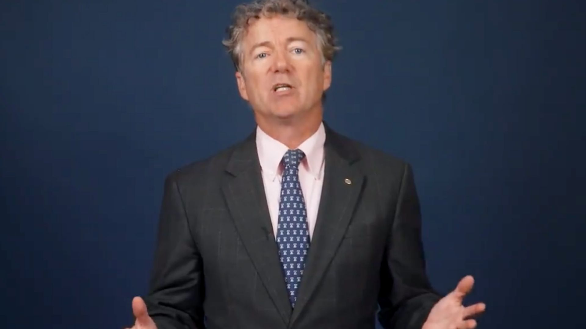Rand Paul: 'It is time for us to resist' Mandates and closures: 'I choose freedom'